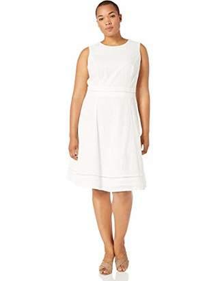 White Eyelet Dress Plus Size - ShopStyle