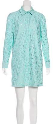 Diane von Furstenberg Leeandra Guipure Lace Dress