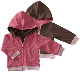 Baby Soy Eco Double Layered Reversible Hooded Jacket (6-12 Months, )