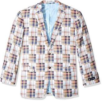 U.S. Polo Assn. Men's Big and Tall Fancy Cotton Sport Coat