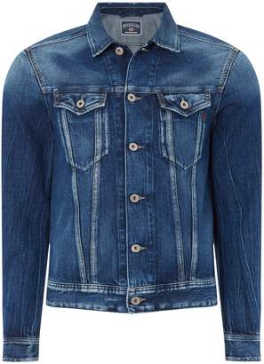 Replay Men's Blue Denim Jacket