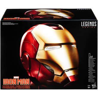 Iron Man Hasbro Marvel Legends The Avengers Marvel Legends Electronic Helmet (Full-Scale Size)
