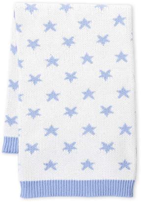Cuddl Duds Infants) Blue Star Blanket
