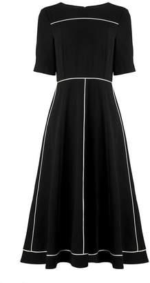 LK Bennett Indina Midi Dress