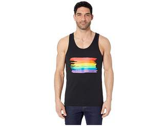 1a962a784b24a 2xist Athleisure - Pride Tank Top w  Painted Rainbow