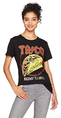 Goodie Two Sleeves Junior's Taco Highway to Shell Tee