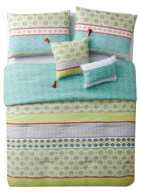 VCNY Dharma Embellished Comforter Set - VCNY®