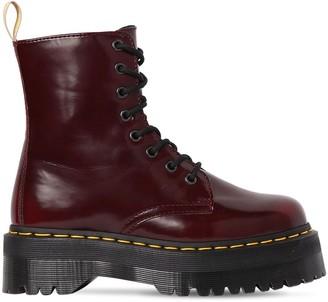 Dr. Martens 40mm Jadon Ii Brushed Vegan Boots