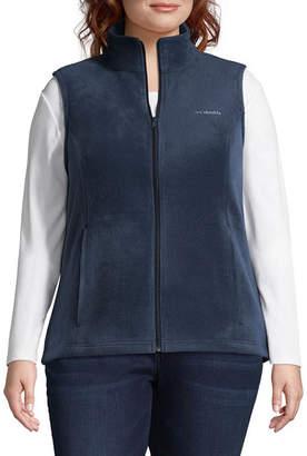 Columbia Three Lakes Fleece Lightweight Vest-Plus