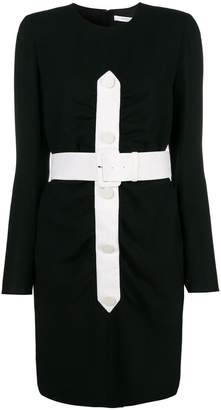 Givenchy fitted short dress