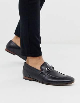 Ted Baker daiser loafer in black leather