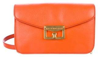 Marc by Marc Jacobs Leather Bianca Wallet On Chain