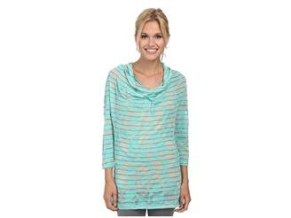 Lole Sheer Top Women's Long Sleeve Pullover
