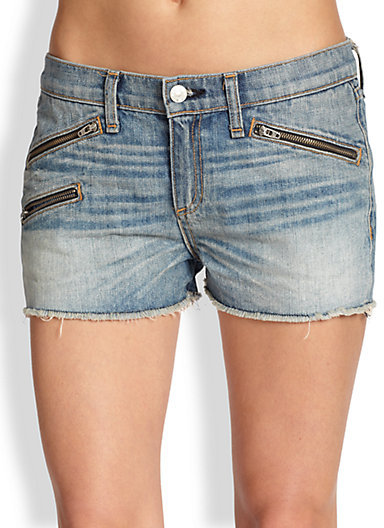 Rag and Bone The RBW 23 Cut-Off Shorts