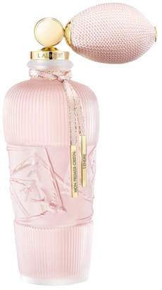 Lalique Mon Premier Cristal Tendre (Satined Crystal), 2.7 oz./ 80 mL