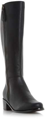 Roberto Vianni LADIES TILTON - Side Zip Knee High Boot