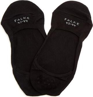 Falke - Cool 24/7 Invisible Cotton Blend Liner Socks - Mens - Black