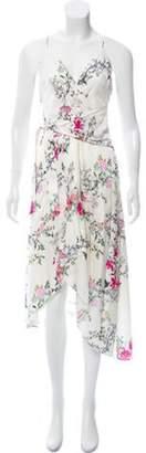 Equipment Sleeveless Printed Dress w/ Tags multicolor Sleeveless Printed Dress w/ Tags