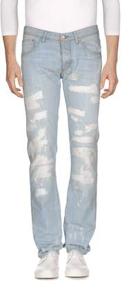 Ermanno Scervino Denim pants - Item 42554155ST