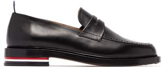 Thom Browne Leather penny loafers