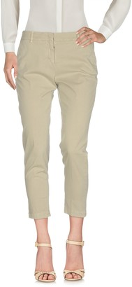 OFFICINE DEL CHINO by ARGONNE Casual pants - Item 13155628QD