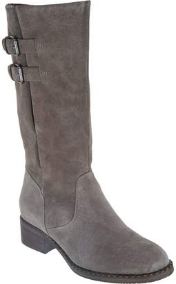 Kenneth Cole Gentle Souls By Gentle Souls Leather or Suede Mid Calf Boots - Brian