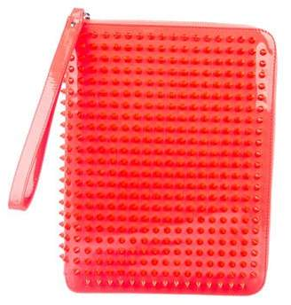 Christian Louboutin Cris Spike iPad Case
