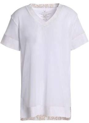 Lucas Hugh Mesh T-Shirt