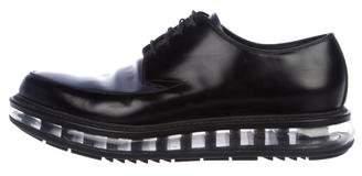 Prada Creeper Derby Shoes