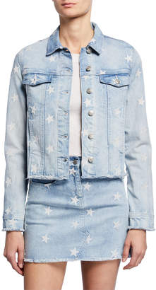 Generation Love Ezra Stars Denim Jacket