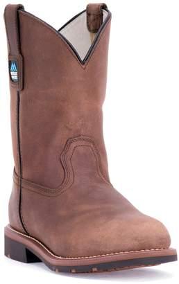Mcrae McRae Men's Steel Toe Work Boots - MR85384