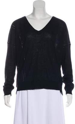 Zadig & Voltaire Cashmere Knit Sweater