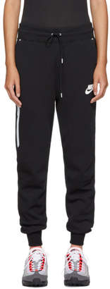 Nike Black Sportswear Tech Fleece Lounge Pants