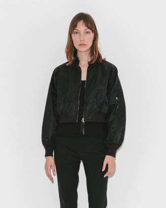 Alexander Wang Water Resistant Cropped Bomber