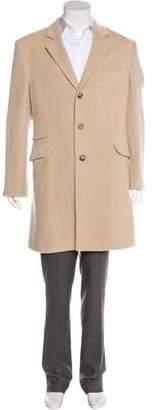 Brunello Cucinelli Alpaca & Wool Overcoat