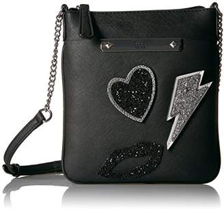 GUESS Britta Crossbody Top Zip