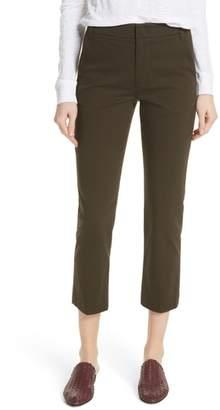 Vince Crop Chino Pants