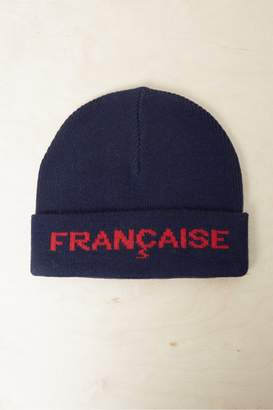 French Connenction Connexion Francaise Beanie