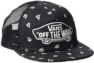 Vans Apparel Women's Beach Girl Trucker Hat Baseball Cap
