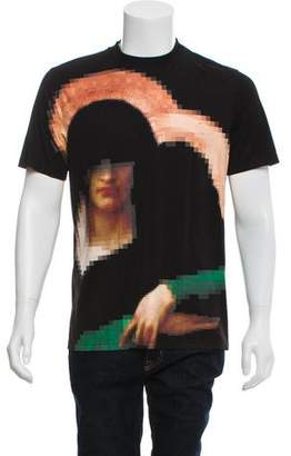 Givenchy Madonna Graphic T-Shirt