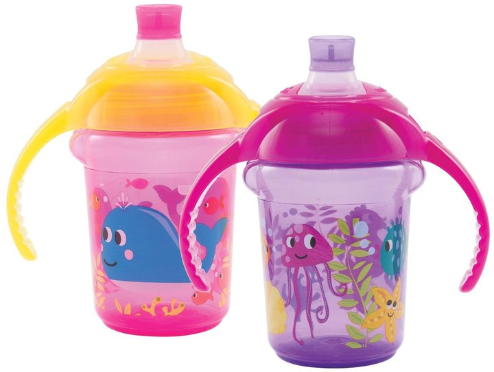 Munchkin Click Lock Soft Spout Trainer Cup