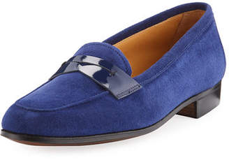 sale from china big discount cheap price Gravati Round-Toe Leather Loafers discount outlet locations Cyn8VjP