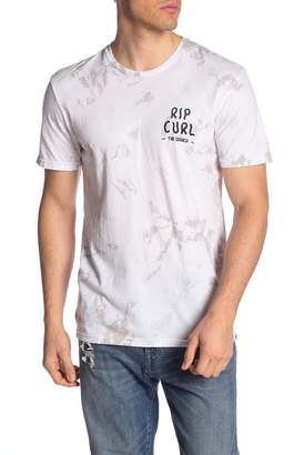 Rip Curl Torched Custom Short Sleeve Tailored Fit Tee