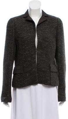Akris Tweed Lightweight Jacket