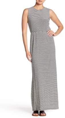 Derek Lam 10 Crosby Twist Stripe Maxi Dress