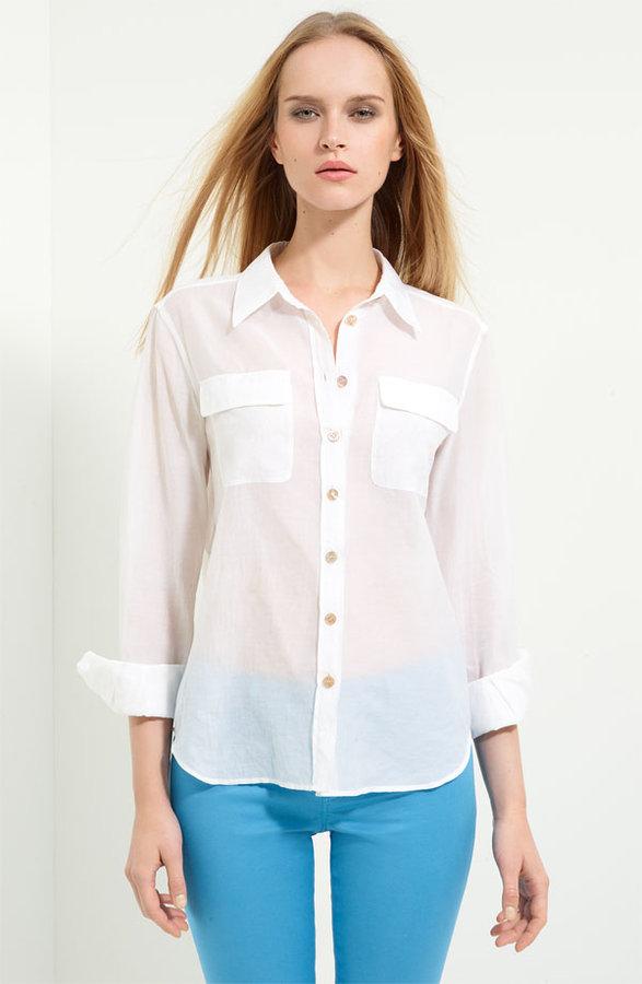 Emilio Pucci Voile Shirt
