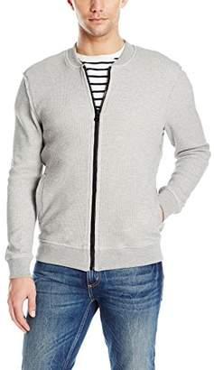 ATM Anthony Thomas Melillo Men's Thermal Stitch Bomber Jacket