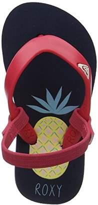 Roxy Baby Girls' Tw Tahiti VI Sandals,5UK Child