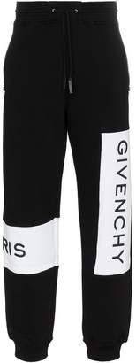 Givenchy logo print sweatpants