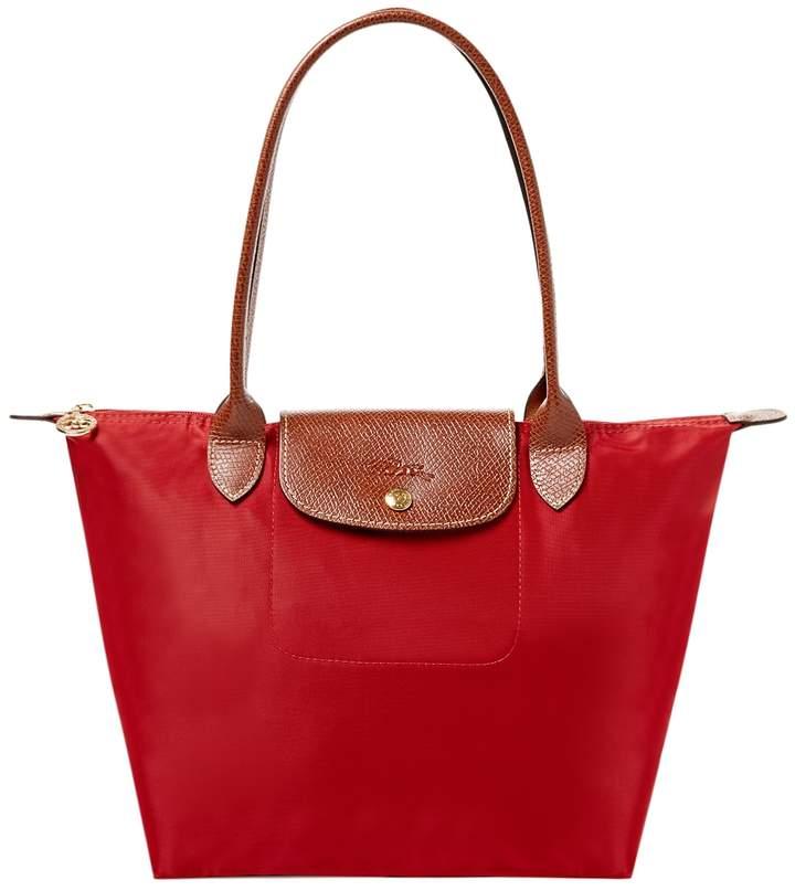 Longchamp Women's Le Pliage Nylon Small Tote - RED - STYLE